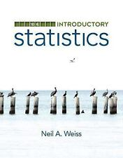 Introductory Statistics by Neil A. Weiss (2014, LOOSE LEAF) 10th Edition
