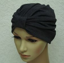 Turban Hat, Chemo Turban, Full Head Covering, Chemo hat, viscose jersey turban