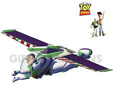 Disney Toy Story Birthday Party Favours 4 x Flying Foam Buzz Gliders Planes Toys