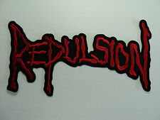 REPULSION  EMBROIDERED BACK PATCH