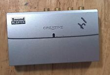Creative Labs Sound Blaster SB0270 Analog Digital USB Interface SB 270 Used
