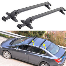 For HONDA CIVIC 2005-2016 Car Roof Rack Side Rails Bars Luggage Carrier