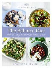 Pure Package The Balance Diet, Irvine, Jennifer, New Books