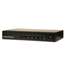 16CH DVR SYSTEM STANDALONE Security CCTV Network 16 CH 1TB Hard Drive
