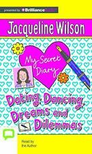 My Secret Diary by Jacqueline Wilson (2015, CD, Unabridged)
