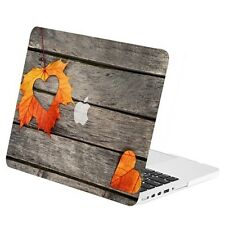 "Autumn Love Rubberized Hard Case for Macbook Pro 13"" w./ Retina A1425 / A1502"
