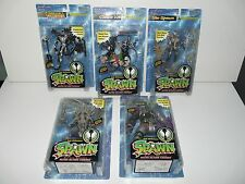 McFarlane Toys Spawn Deluxe Edition Series 4 Ultra Action Figures Lot  MOC 1995