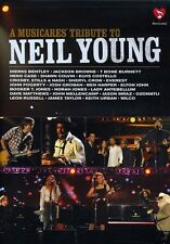 MusiCares: A Tribute to Neil Young (2011, DVD NEUF)