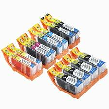 12p Ink for Canon PIXMA MP980 MP990 MX860 MX870 Printer Cartridges PGI220/CLI221
