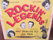 Rockin Legends Pay Tribute to Jack White by Various Artists CD