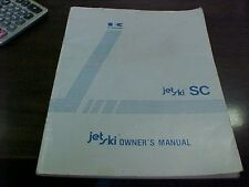 Kawasaki JL 650 A1 Owner's Manual