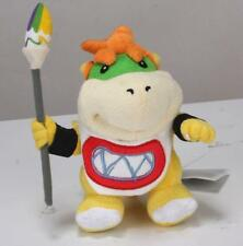 "New Super Mario Bros. 7"" Koopa Jr. Bowser With Pen Figure Plush Toy Doll"