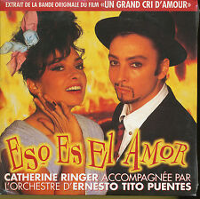CATHERINE RINGER ERNESTO TITO PUENTES CD SINGLE FRANCE
