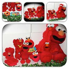 ELMO LIMITED EDITION STUFFED ANIMALS WITH KIDS CD PLAYER AND MORE 14 PIECE LOT!