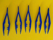 Lot of 5 Tweezers Emergency Survival Bug Out Bag Car Safety Prepper First Aid