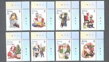 Jersey-Father Christmas set mnh