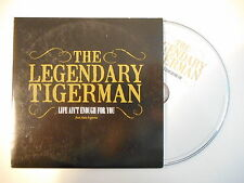 ♫ only french promo CD ♫ THE LEGENDARY TIGERMAN : LIFE AIN'T ENOUGH FOR YOU