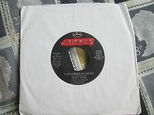 Jenny Yates A Whole Month Of Sundays Mercury 888 428-7 PROMO UK 7inch Vinyl 45