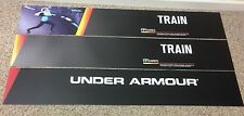 "Authentic Lindsey Vonn Train Under Armour Retail Store Display Posters 50"" x 27"""
