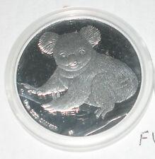 Australien Silber 1 oz (Unce) Koala 2009  unc. in orig. Kapsel