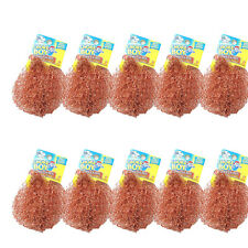 20 Pieces Chore Boy Copper Scrubbers, Perfect for Pots and Pans!