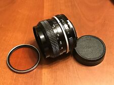 Nikon Nikkor 50mm f/2 non-AI lens in excellent condition