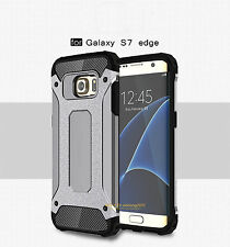 Shockproof Rugged Hybrid Rubber Phone Case Cover For Samsung Galaxy S7 Edge New