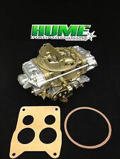 GENUINE HOLLEY 650 CFM DOUBLE PUMPER SPREADBORE CARB CARBURETTOR RECO LIST 6210