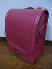 Japanese Randoseru Backpacks Sanrio Usahana Clarino Pink Used Free Shipping