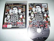Sleeping Dogs Great Game For PlayStation 3