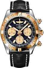 NEW BREITLING CHRONOMAT 41 AUTOMATIC CHRONOGRAPH MENS WATCH | CB014012/BA53-729P