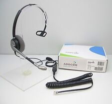 ADD700/01 Headset for Avaya Mitel Polycom Digium Toshiba Hybrex NEC Aspire 3Com
