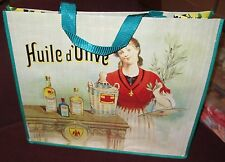 Cabas Sac de courses Reproduction publicitaire Huile d'olive Shopping Bag