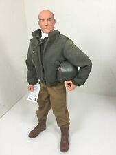 1/6 HASBRO US WAR CORRESPONDENT+NEWSPAPER&WOOL CAP&HELMET  WW2 BBI DID DRAGON 21