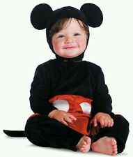 Disney Baby Mickey Mouse Clubhouse Costume 6-12M Halloween