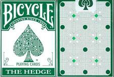 CARTE DA GIOCO BICYCLE THE HEDGE,poker size