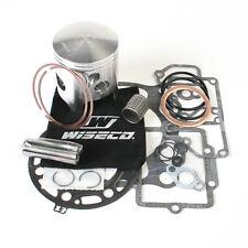 Wiseco Kawasaki KX250 KX 250 Piston Top End Kit 66.40mm Std. Bore 93-01