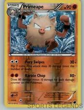 2013 pokemon Plasma Freeze reverse holo Primeape 60/116