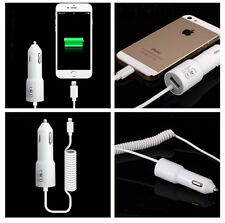 Fast Auto Car Cigarette Charger USB Adapter For iPhone6 6Plus 5 5s 5c 4s iOS 8