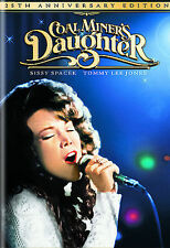 COAL MINER'S DAUGHTER - 25th Anniversary - DVD NEW