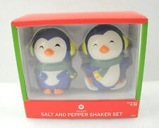 Penguin Salt And Pepper Shaker Set