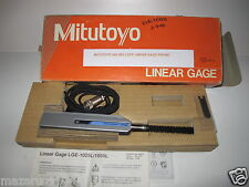 MITUTOYO 542-603 LINEAR GAGE PROBE, NEW