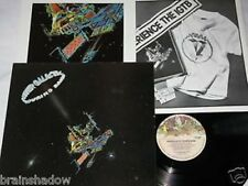 INTERGALACTIC TOURING BAND same LP Charisma '77 Booklet CONCEPT ROCK ALBUM