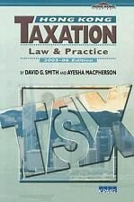 Hong Kong Taxation: Law & Practice, Very Good Books
