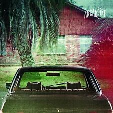 "ARCADE FIRE ""THE SUBURBS"" CD 16 TRACKS NEU"