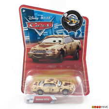 Disney Pixar Cars Final Lap collection Donna Pits #141 Target store - worn pack