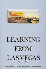 Learning from Las Vegas - Revised Edition: The Forgotten Symbolism of Architect