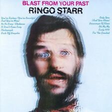 RINGO STARR Blast From Your Past OOP APPLE CD greatest hits BEST OF l