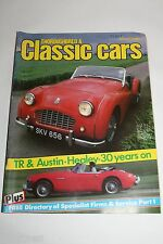 Thoroughbred & Classic Car Aug 1983/400 Bristol/Ford Cortina History/Triumph TR3