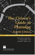 The Citizen's Guide to Planning 4th Edition (Citizens Planning), Duerksen, Chris